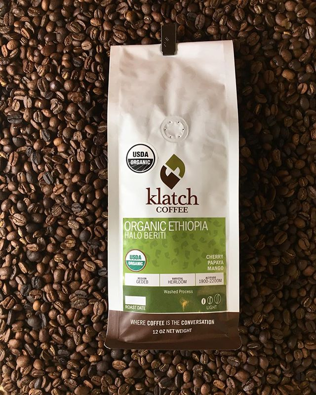 We are leading up to #NationalCoffeeDay and offering specials on our best brews all week! Today's feature is the Organic Ethiopia Halo Beriti. This Ethiopian single blend coffee is sourced from a third-generation family-owned business with a rich history. Taste for yourself!  Today only receive 15% off your purchase of Organic Ethiopia Halo Beriti with the code NCD15 at checkout.