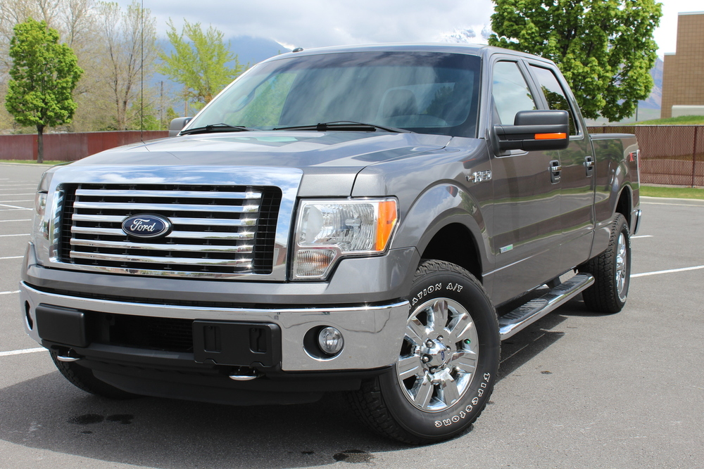2012 ford f 150 xlt crewcab cascade trucks. Black Bedroom Furniture Sets. Home Design Ideas