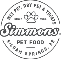 Simmons Pet Food Seal