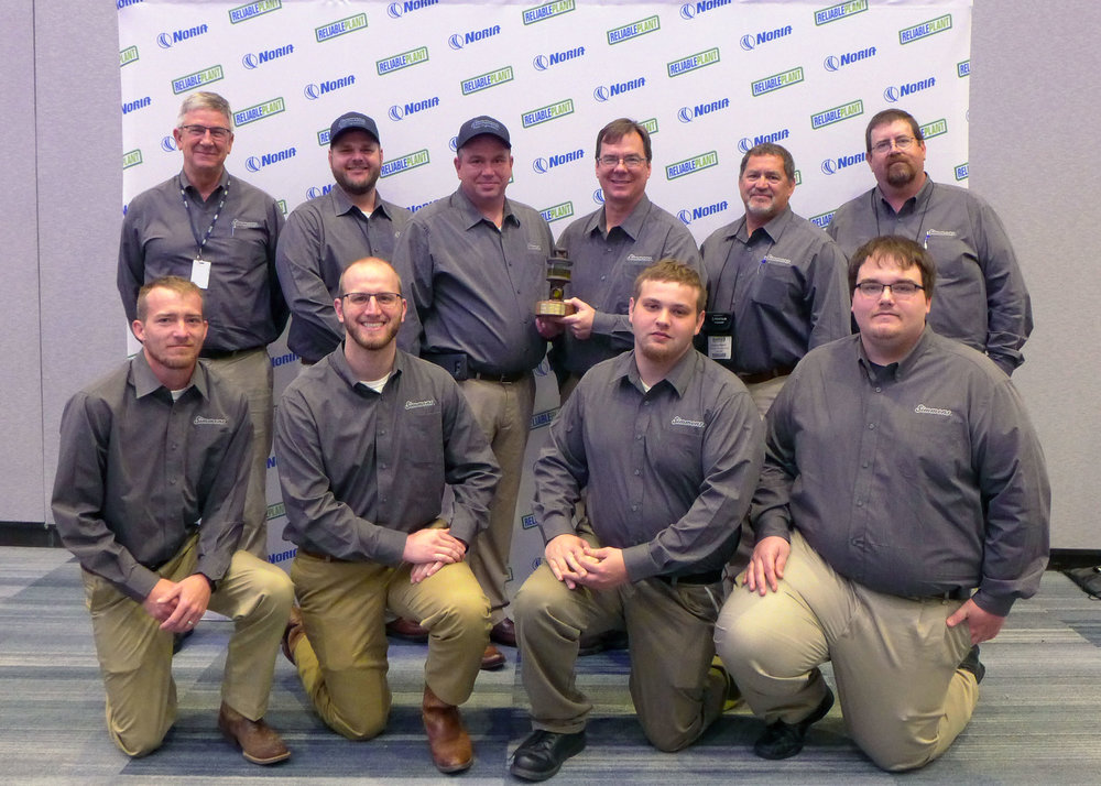 Simmons Feed Ingredients Team Members are Battle Award Recipients