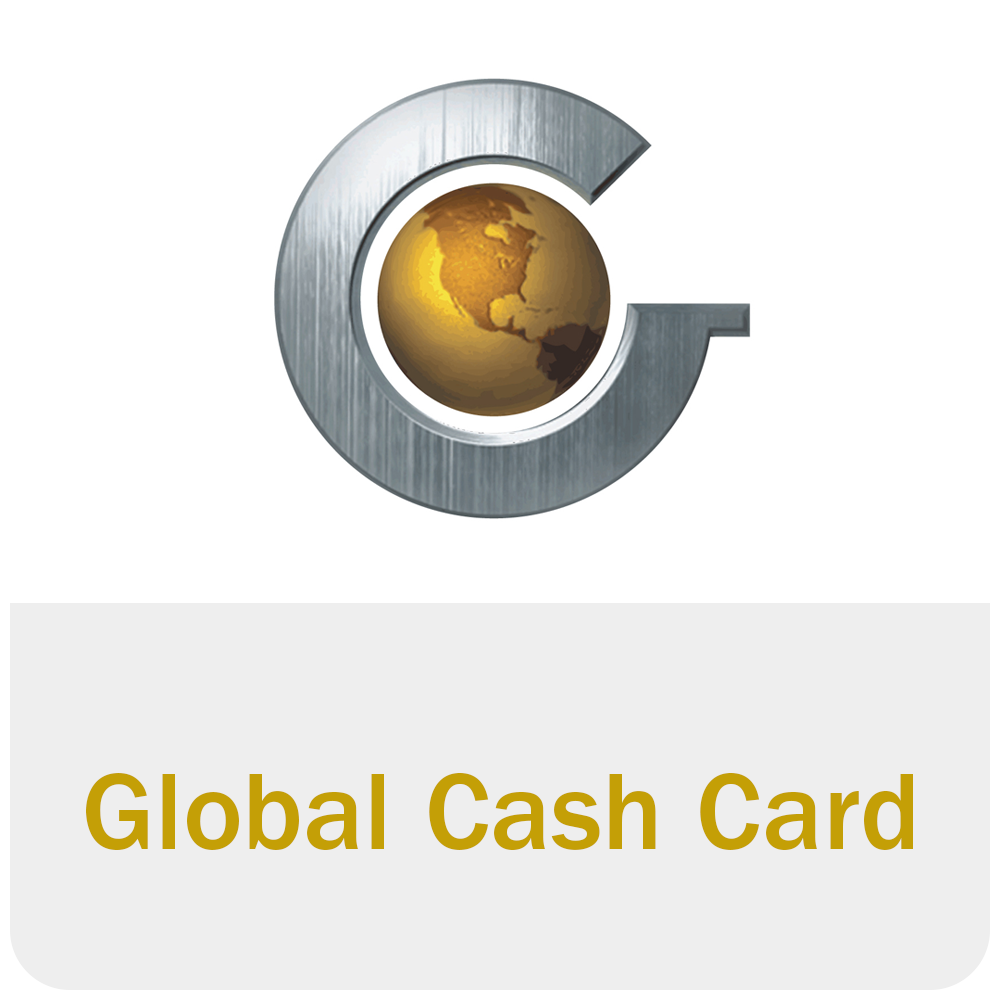 Global Cash Card logo