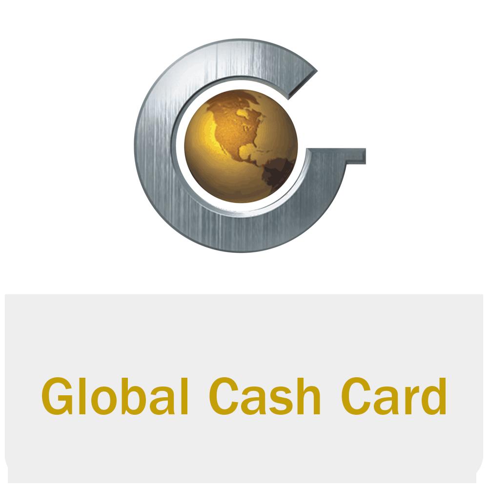 Global Cash Card logo