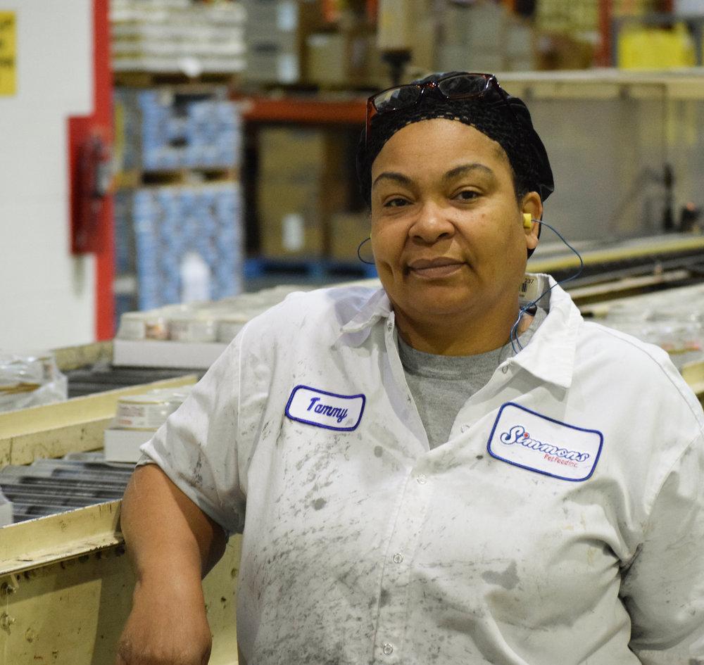 Simmons Spotlight: Meet Tammy Morrow