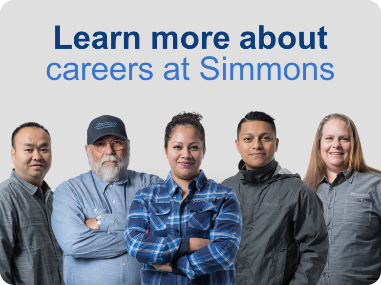 Learn more about Simmons Foods Links to Careers Website
