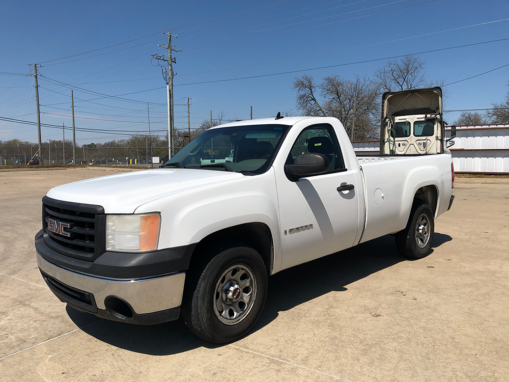 Truck #2051 - This is a 2007 GMC with 215,880 miles. No known issues.