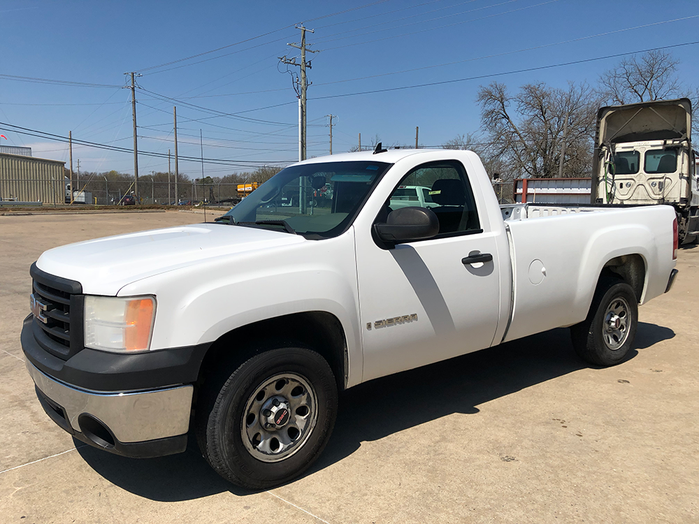Truck #2141 - This is a 2010 GMC with 188,398 miles. Known issue: front end worn