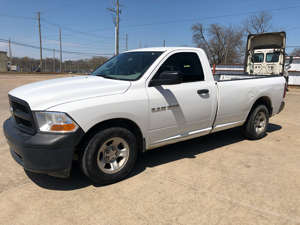 Truck #2189 - This is a 2012 Dodge with 151,993 miles and propane system. Known issue: water pump