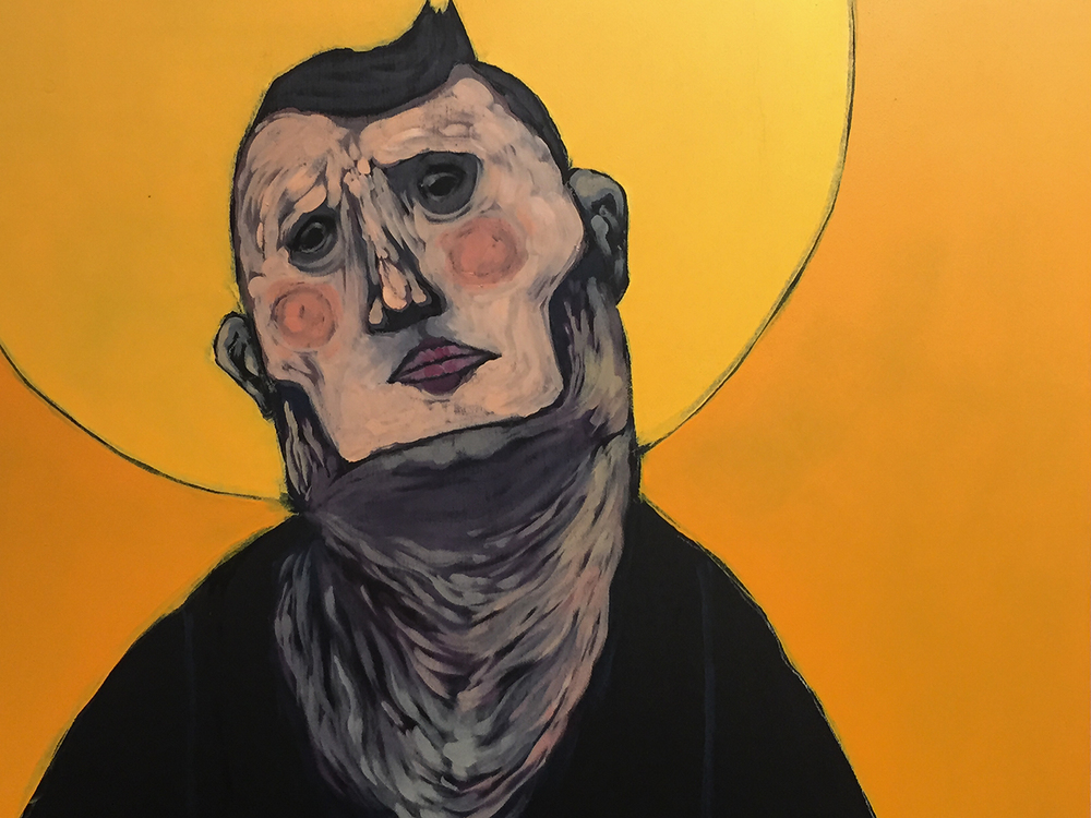 ARTIST: Ben pierce -- apocrypha