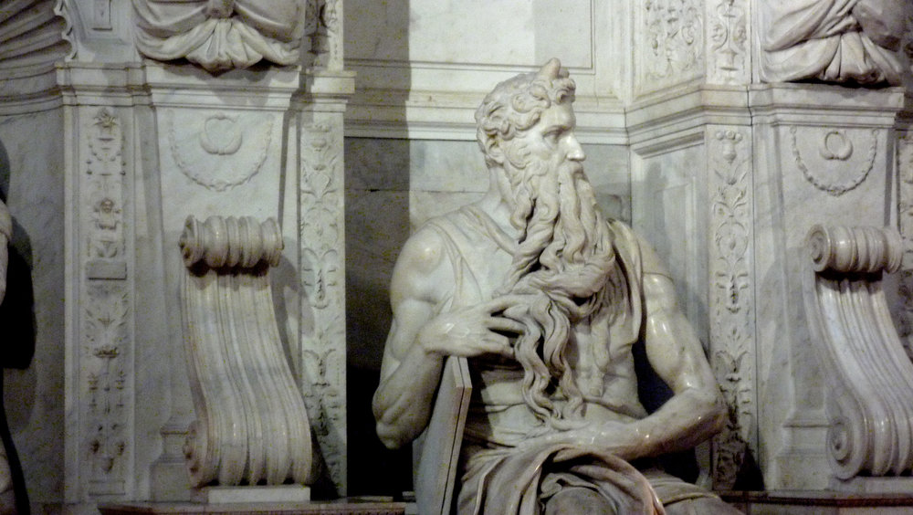 "0   0   1   Göteborgs universitet   14.0                      Normal   0       21       false   false   false     SV   JA   X-NONE                                                                                                                                                                                                                                                                                                                                                                               /* Style Definitions */ table.MsoNormalTable 	{mso-style-name:""Normal tabell""; 	mso-tstyle-rowband-size:0; 	mso-tstyle-colband-size:0; 	mso-style-noshow:yes; 	mso-style-priority:99; 	mso-style-parent:""""; 	mso-padding-alt:0cm 5.4pt 0cm 5.4pt; 	mso-para-margin:0cm; 	mso-para-margin-bottom:.0001pt; 	mso-pagination:widow-orphan; 	font-size:10.0pt; 	font-family:""Times New Roman"";}      San Pietro in Vincoli is a basilica in Rome best known for being the home of Michelangelo's statue of  Moses . Sigmund Freud was passionately engaged in understanding and analysing the statue, and also wrote a text about it."