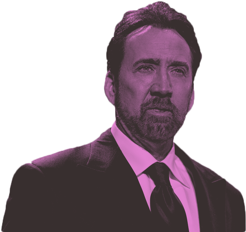 """""""Imagine a film where Nic Cage played everyone."""