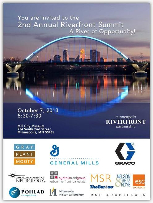 minneapolis riverfront partnership