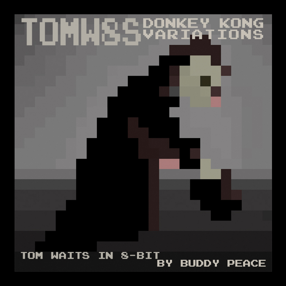 TOM W8S Donkey Kong Variations