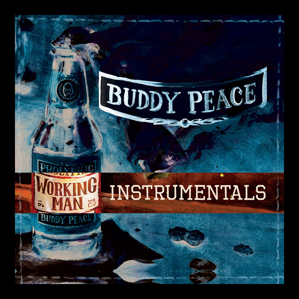 WORKING MAN Instrumentals