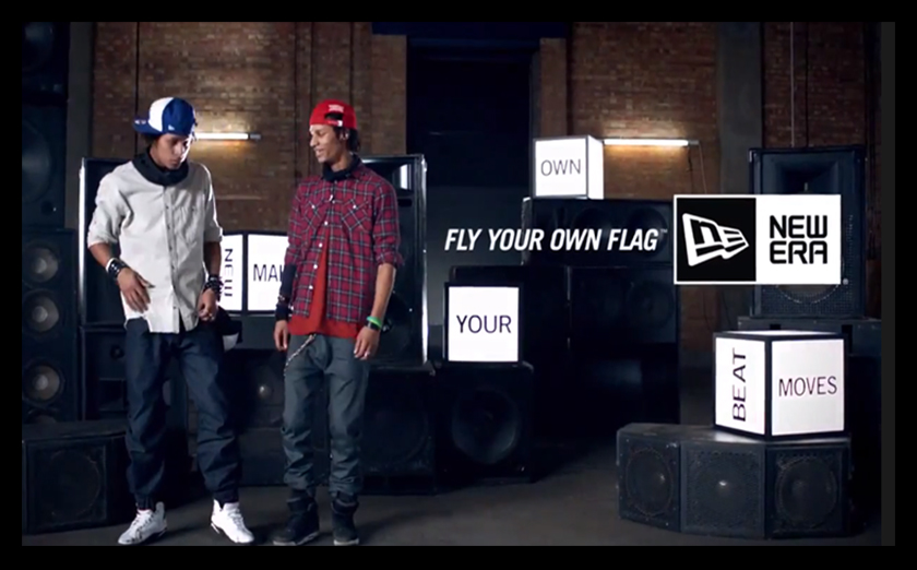 LES TWINS New Era Flagbearers