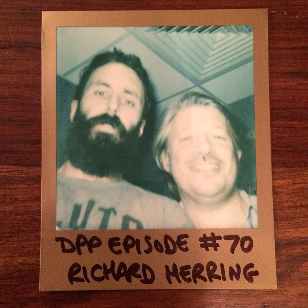 DPP70 - Richard Herring