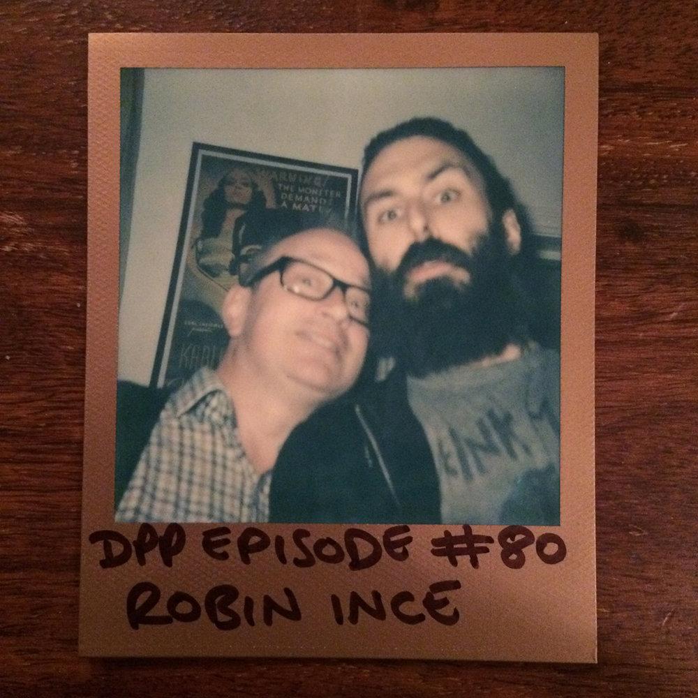DPP80 -Robin Ince