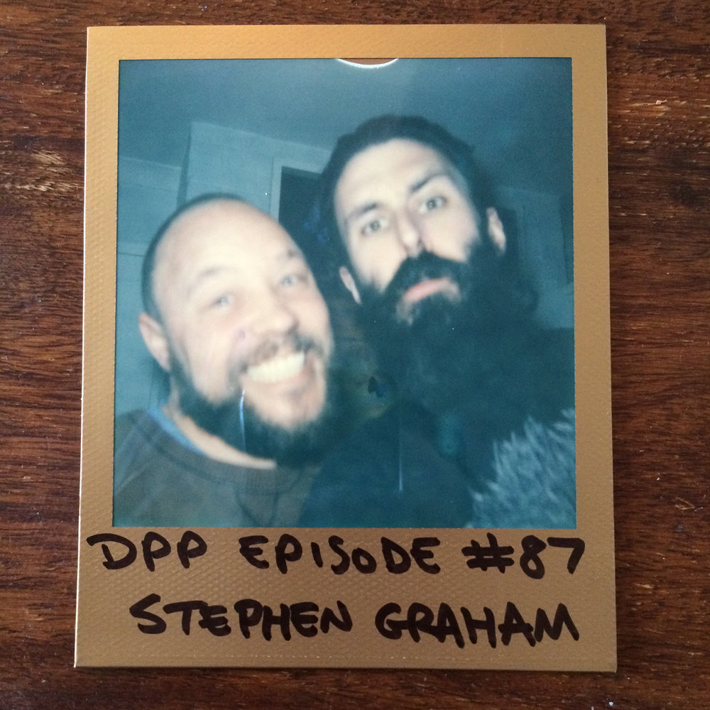 DPP87 - Stephen Graham