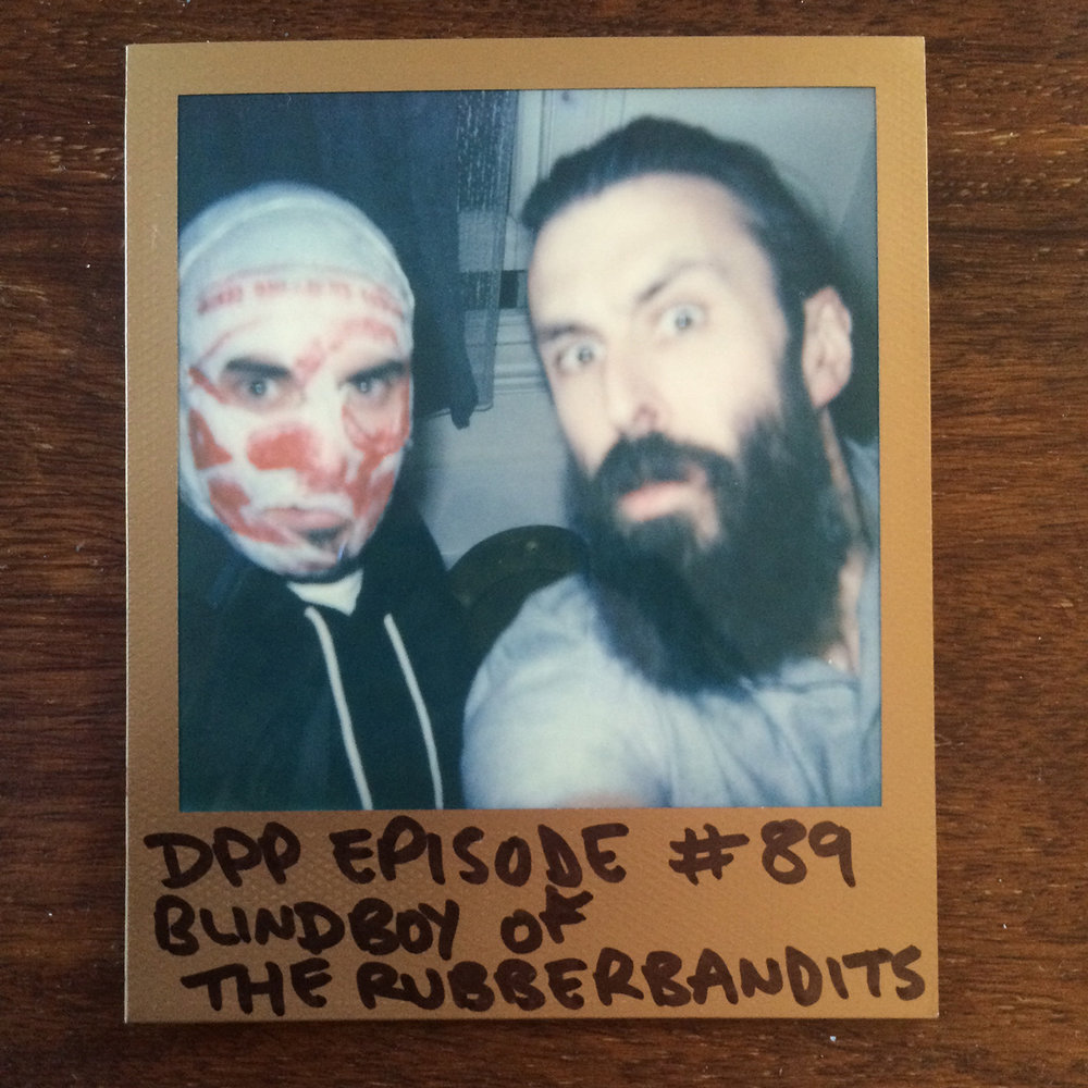 DPP89 - Blindboy (Rubberbandits)