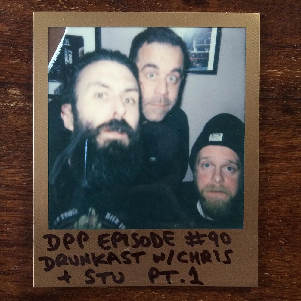 DPP91 - DrunkCast Mk2 (Part 1/3)