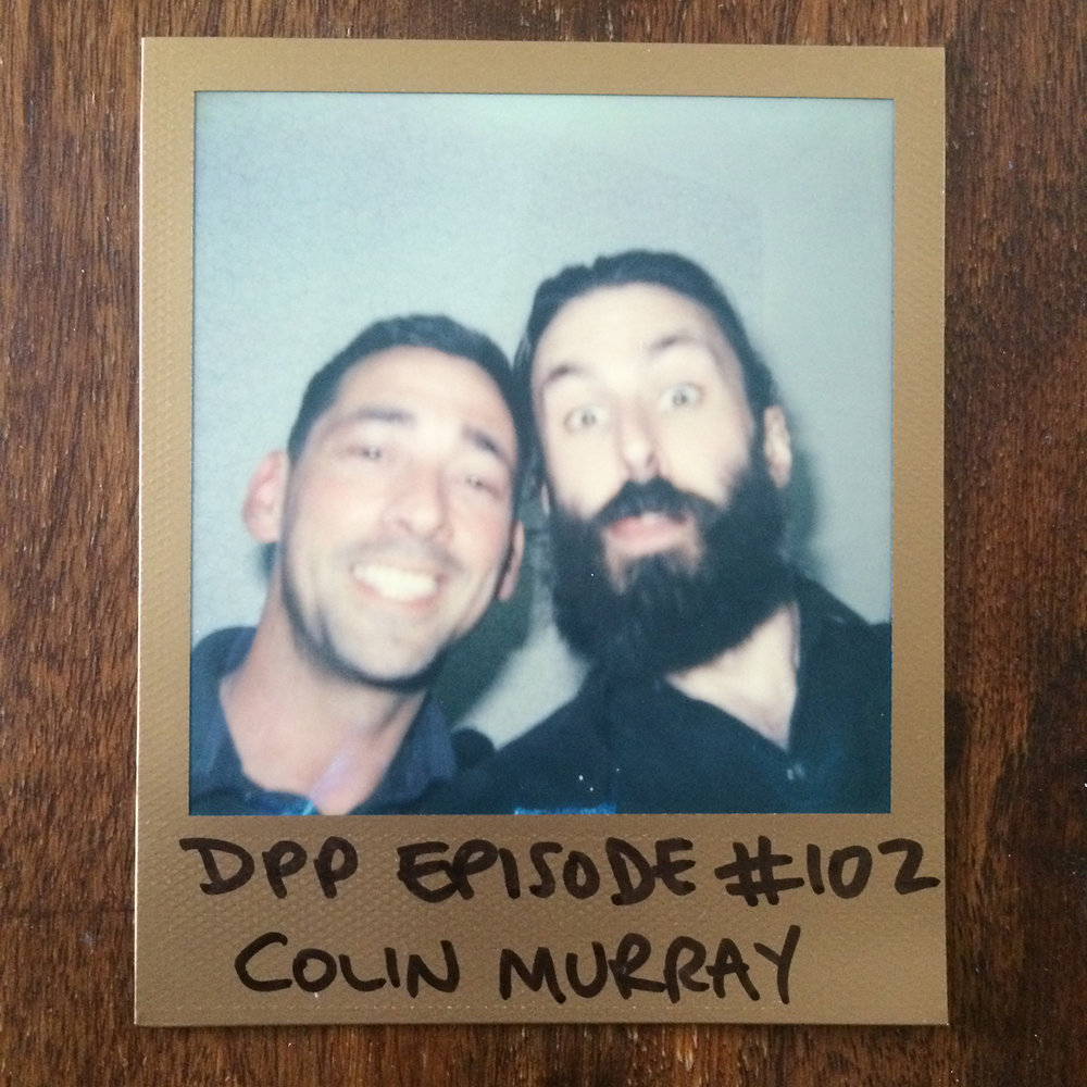 DP102 - Colin Murray (Parts 1 & 2)