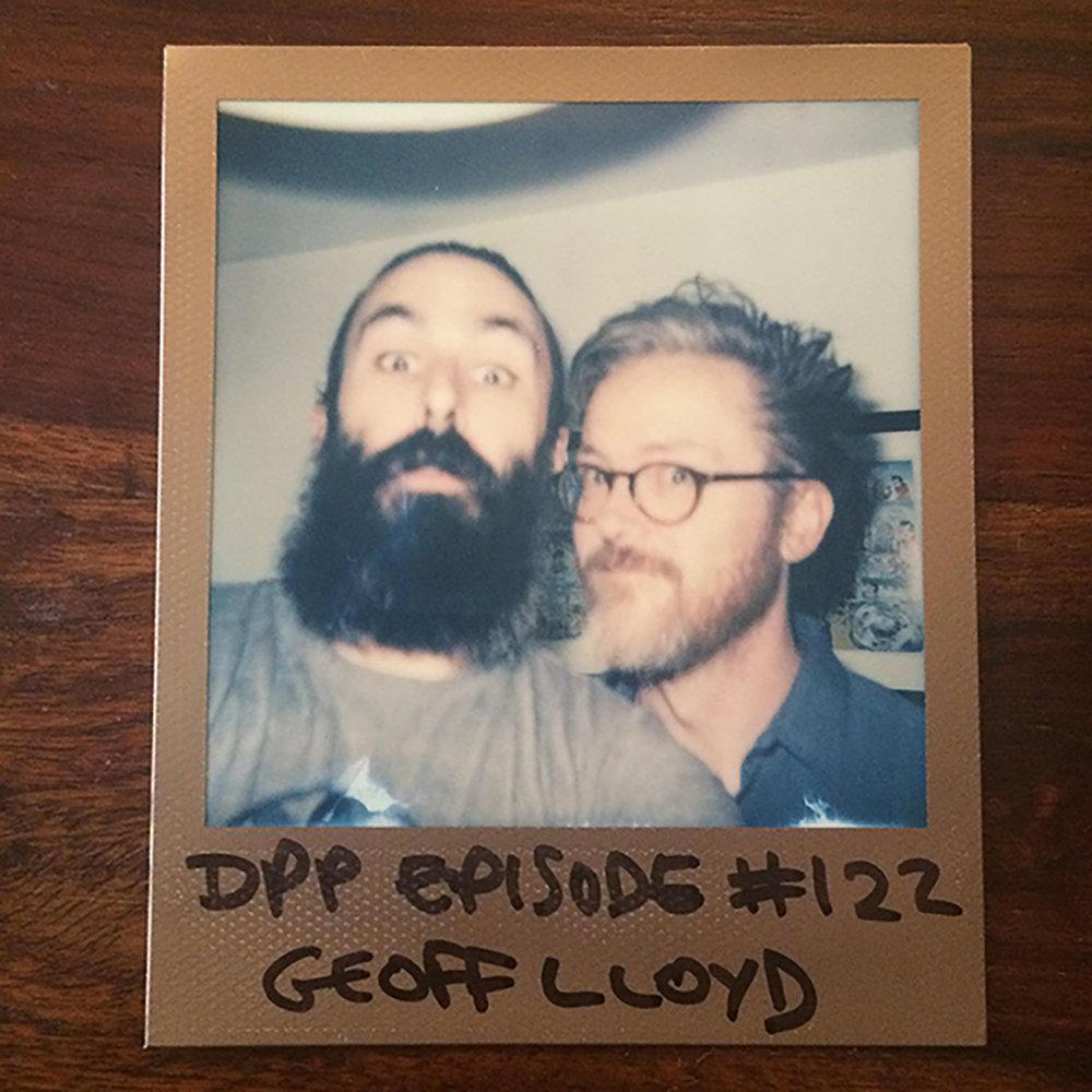 DPP122 - Geoff Lloyd