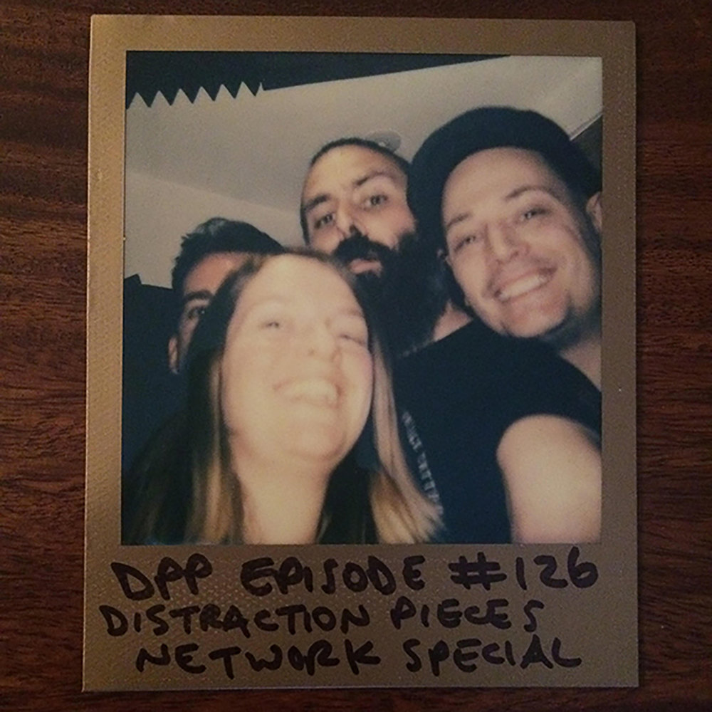 DPP126 - Distraction Pieces Network Special