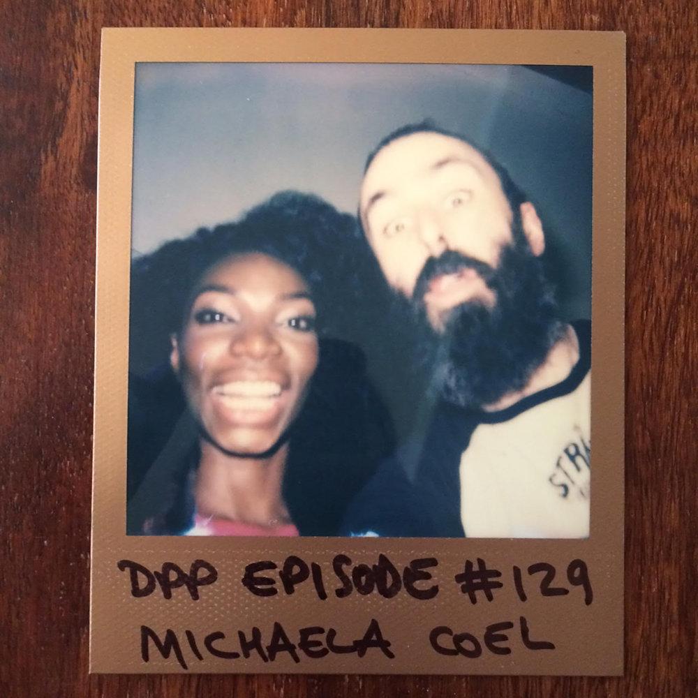 DPP129 - Michaela Coel