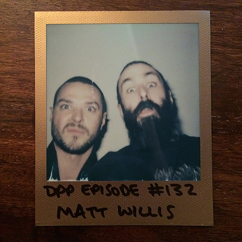 DPP132 - Matt Willis (Busted)