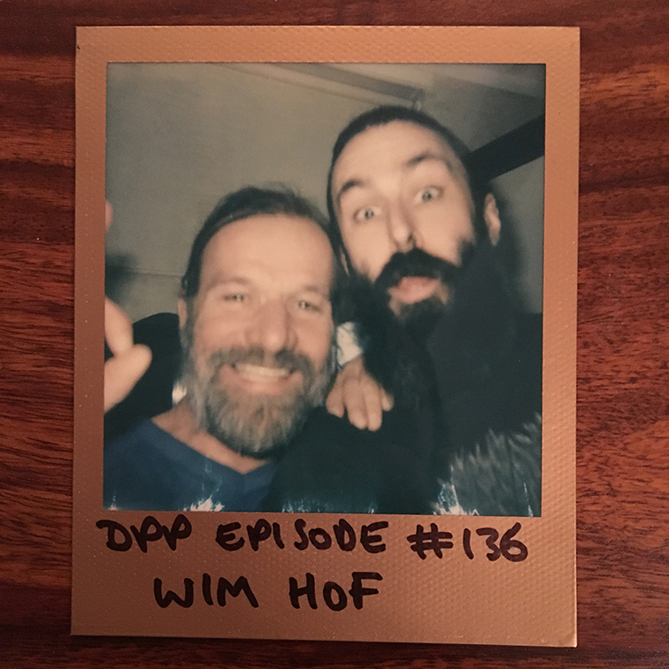 DPP136 - Wim Hof