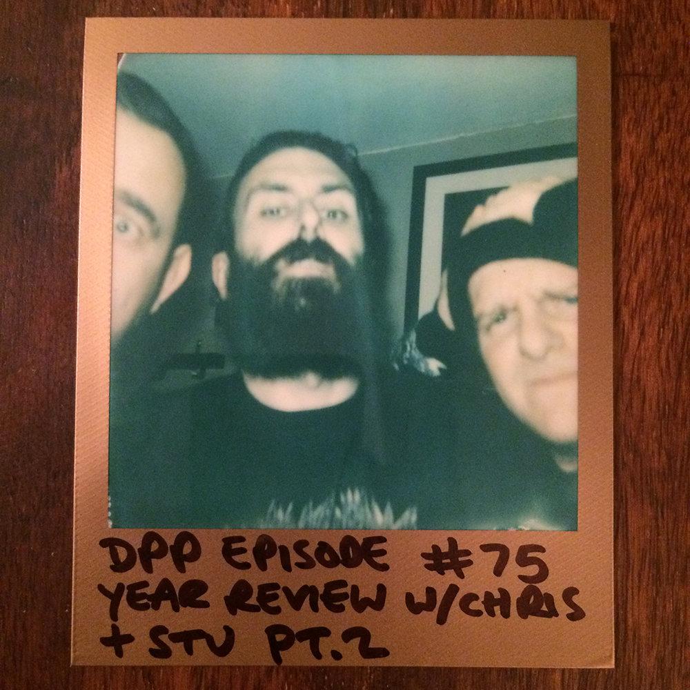 DPP 075 -  DrunkCast mk1 (2/5)