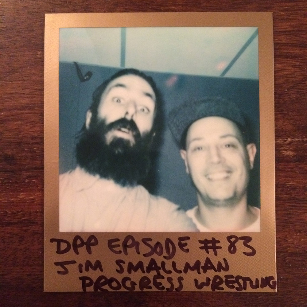 DPP 083 -  Jim Smallman (Progress)