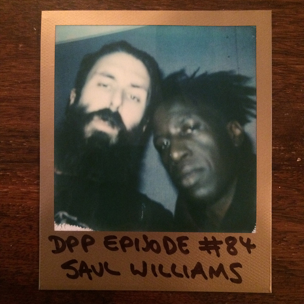 DPP 084 -  Saul Williams