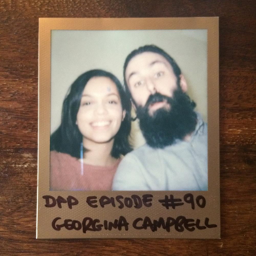 DPP 090 -  Georgina Campbell