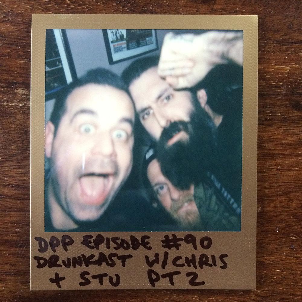 DPP 091 -  DrunkCast mk2 (2/3)