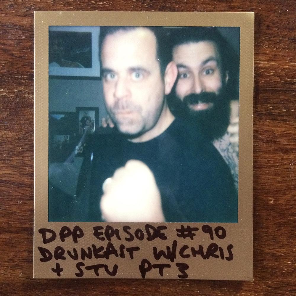 DPP 091 -  DrunkCast mk2 (3/3)