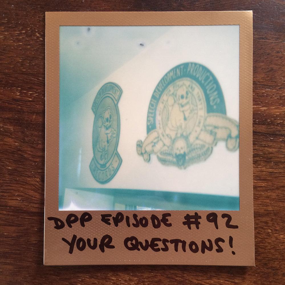 DPP 092 - Ask Pip mk4