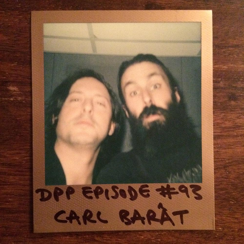 DPP 093 - Carl Barat