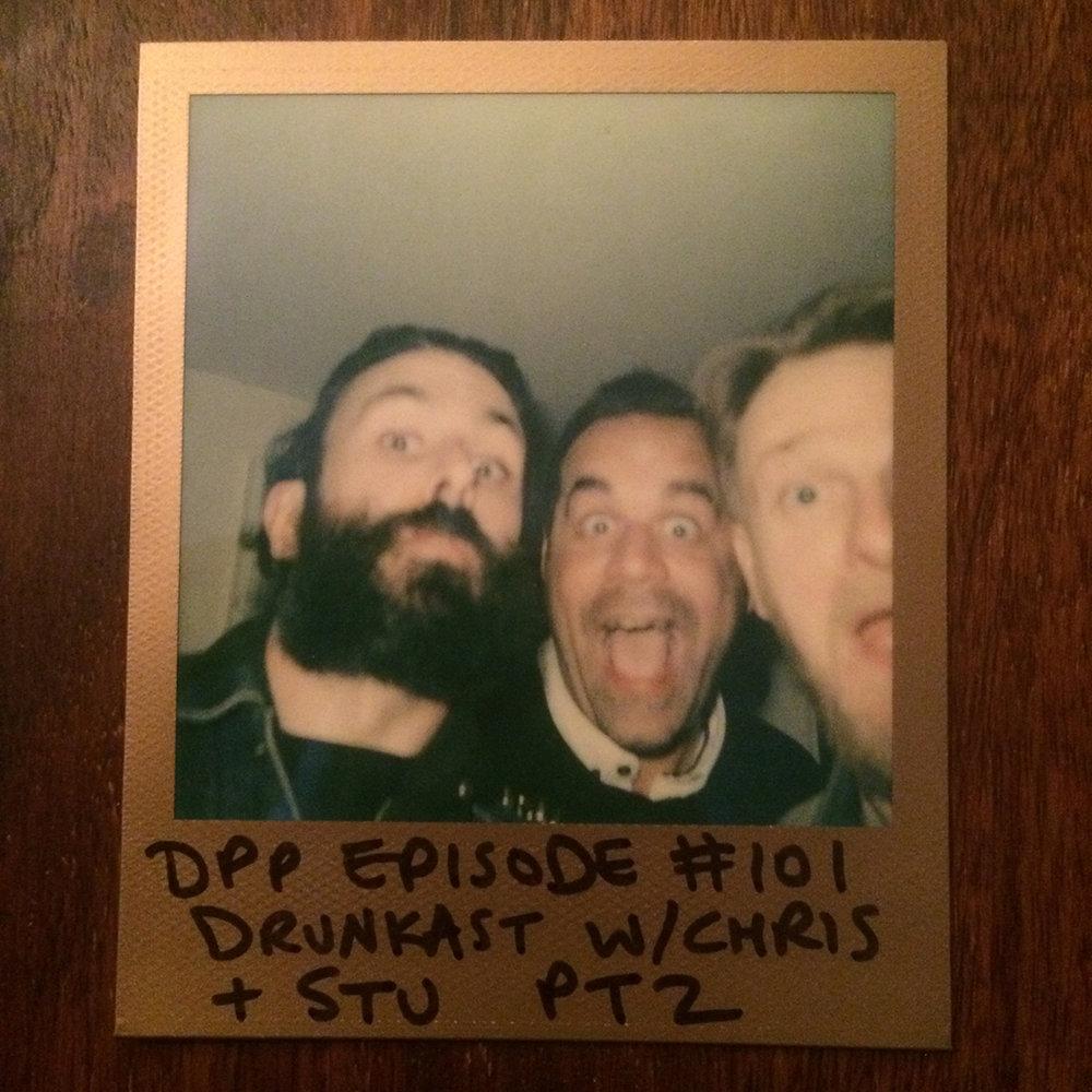 DPP 101 -  DrunkCast mk3 (2/4)