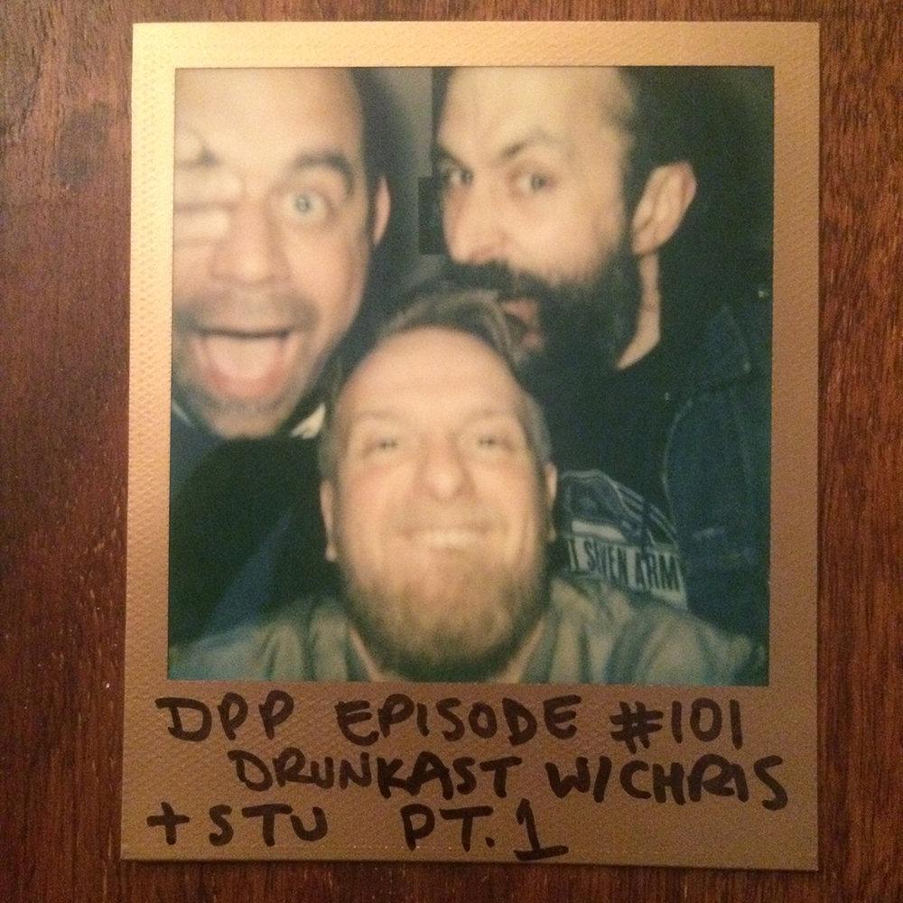 DPP 101 - DrunkCast mk3 (1/4)