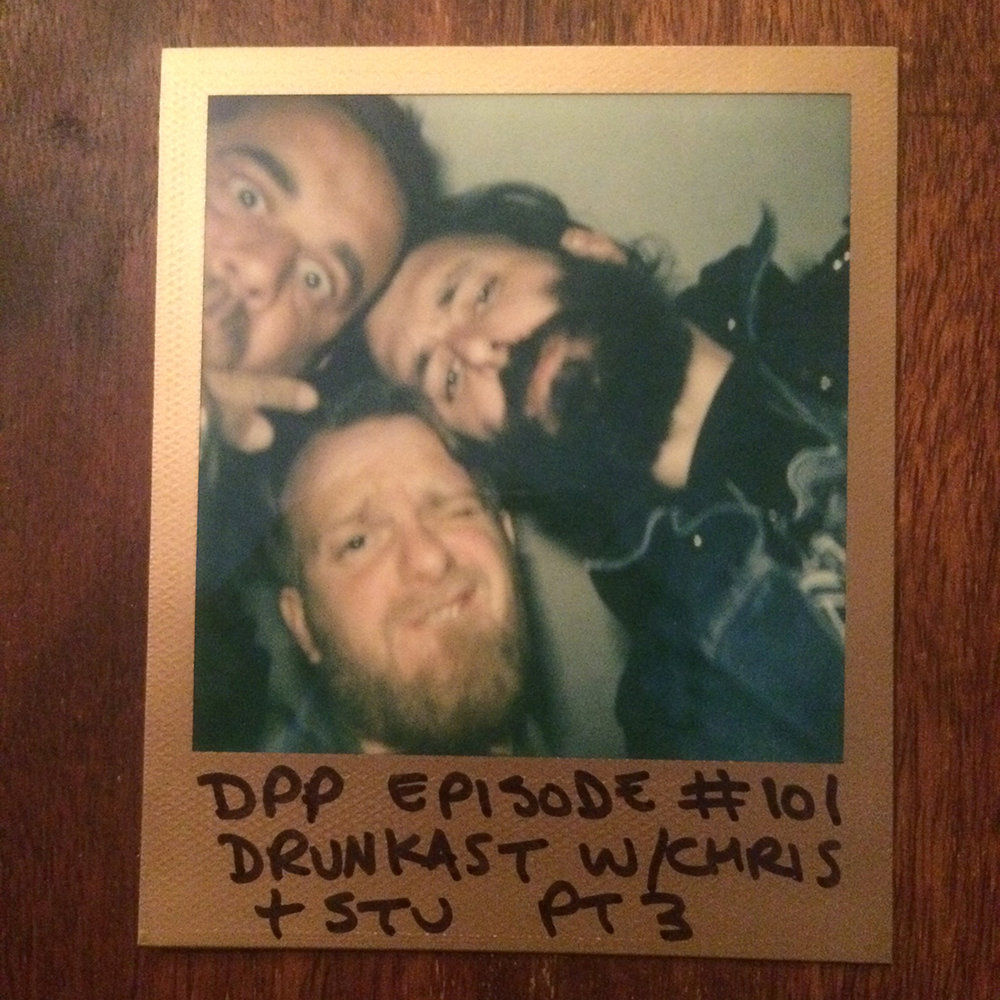 DPP 101 -  DrunkCast mk3 (3/4)