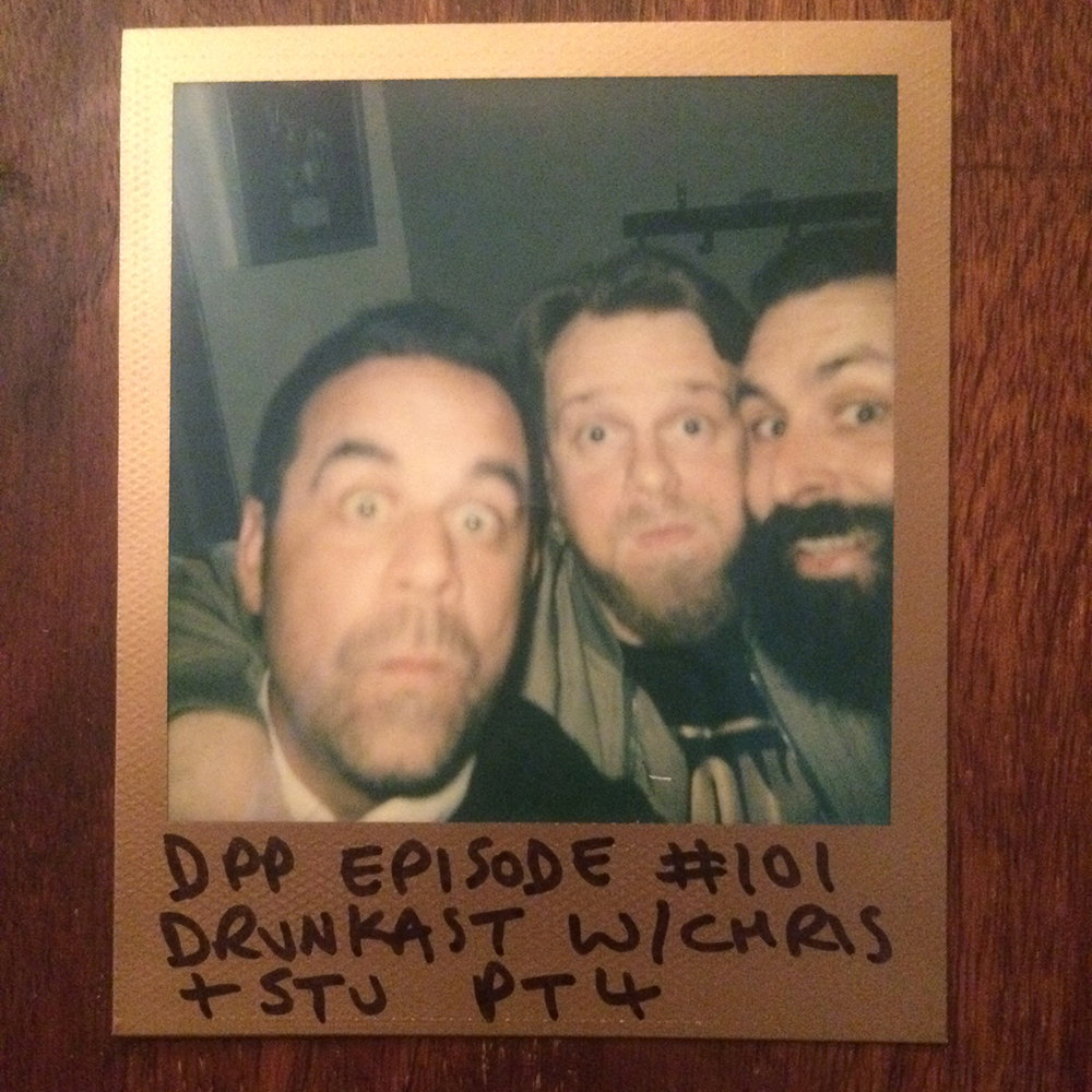 DPP 101 -  DrunkCast mk3 (4/4)