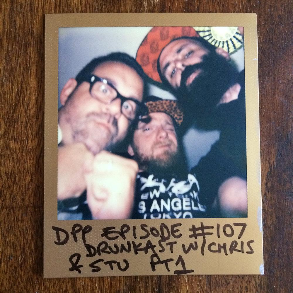 DPP 107 -  DrunkCast mk4 (1/3)