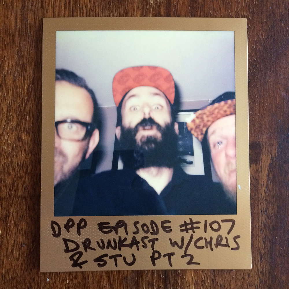 DPP 107 -  DrunkCast mk4 (2/3)
