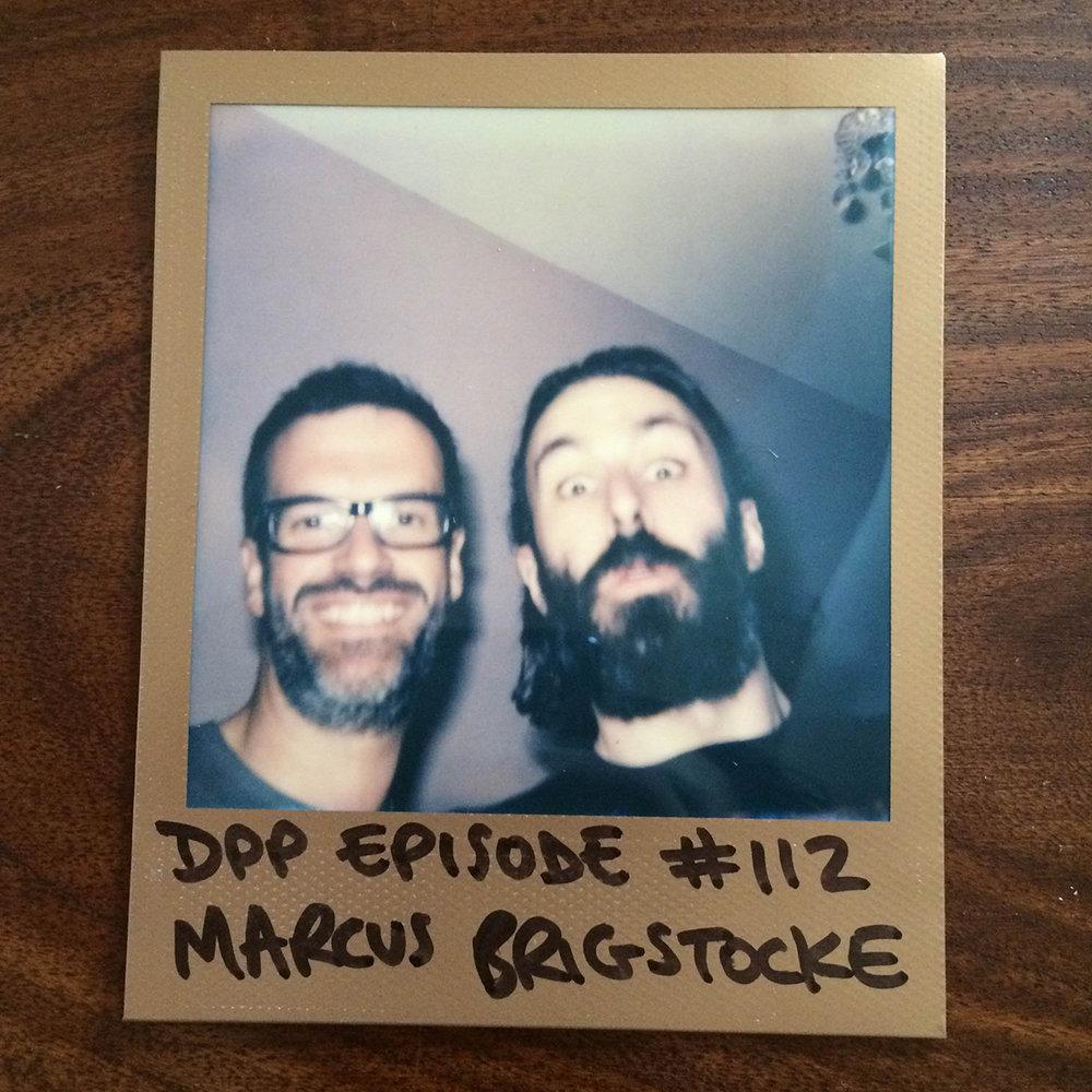 DPP 112 - Marcus Brigstocke