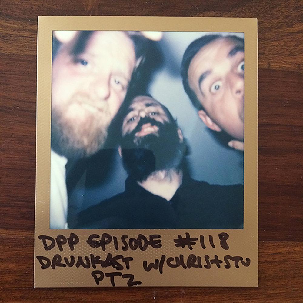 DPP 118 - DrunkCast mk5 (2/4)