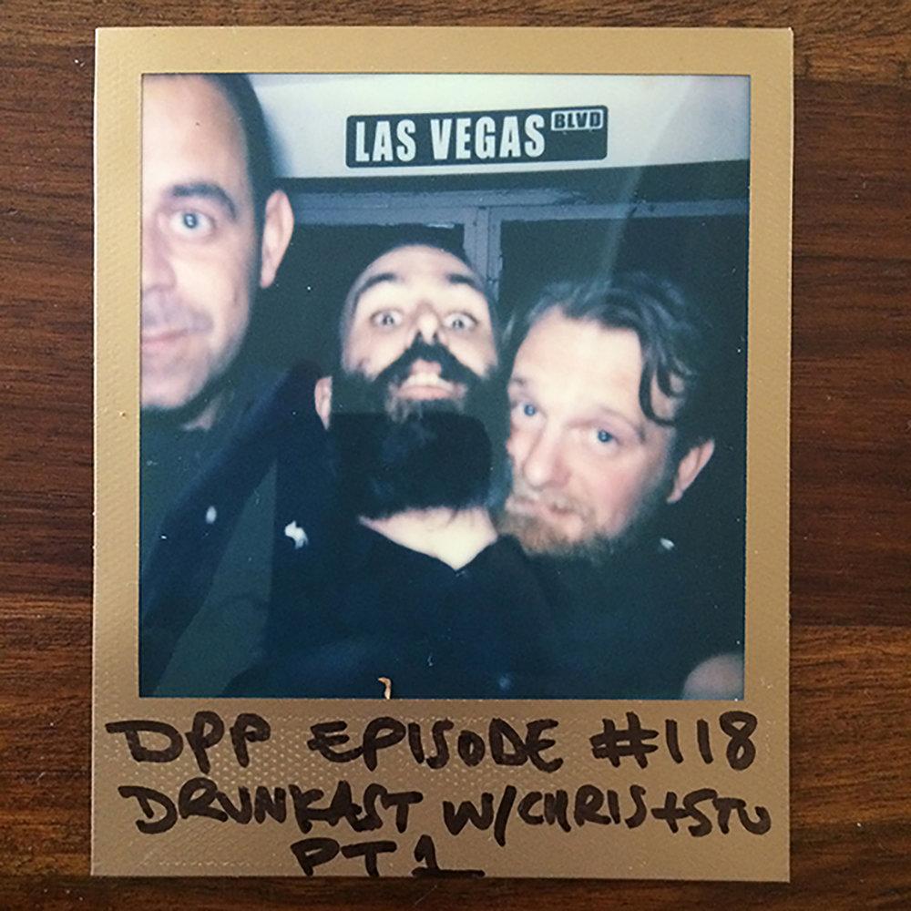DPP 118 -  DrunkCast mk5 (1/4)