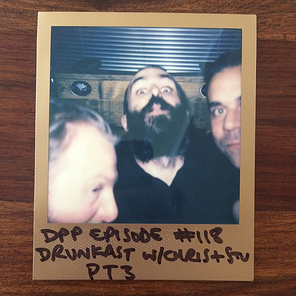 DPP 118 -  DrunkCast mk5 (3/4)