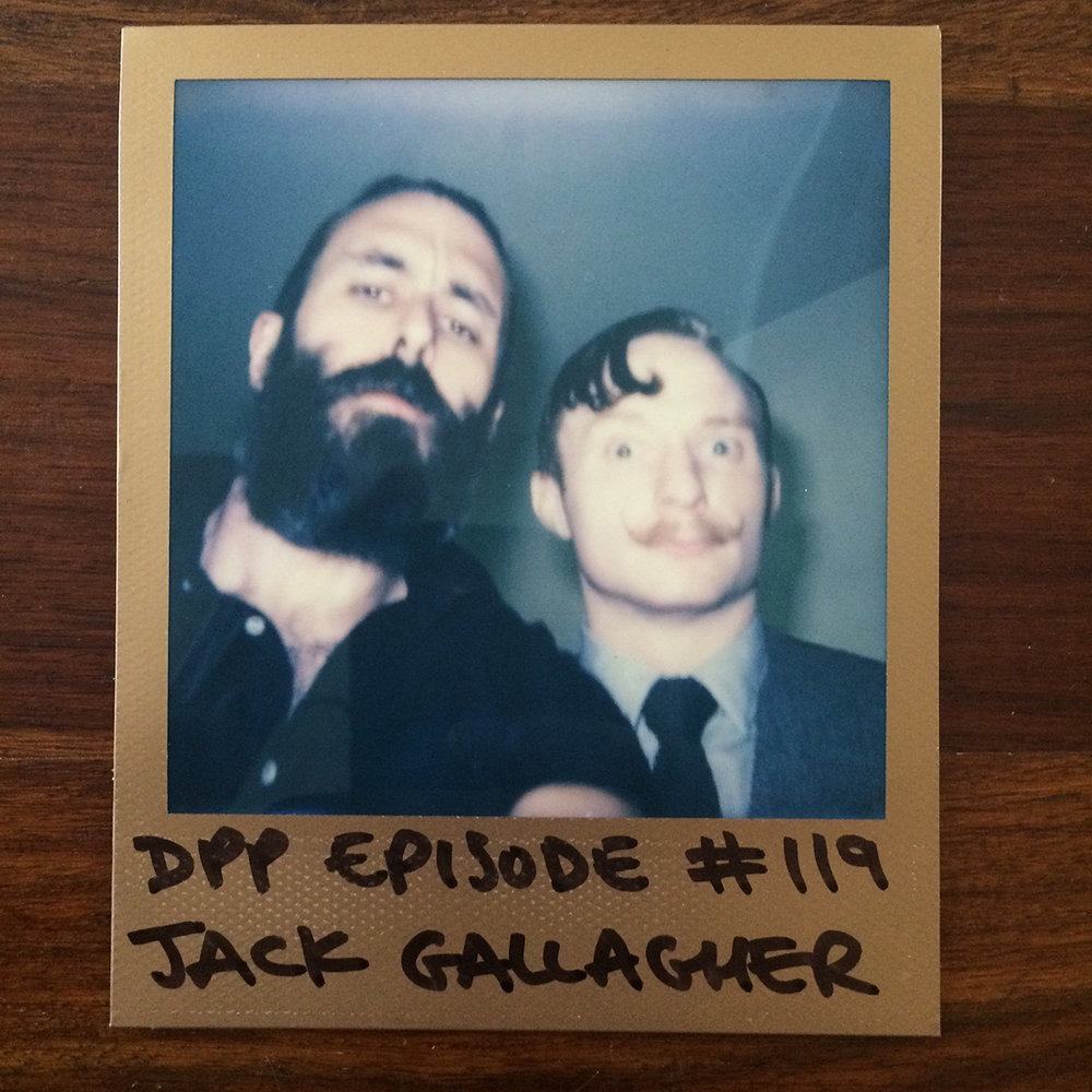 DPP 119 -  Jack Gallagher