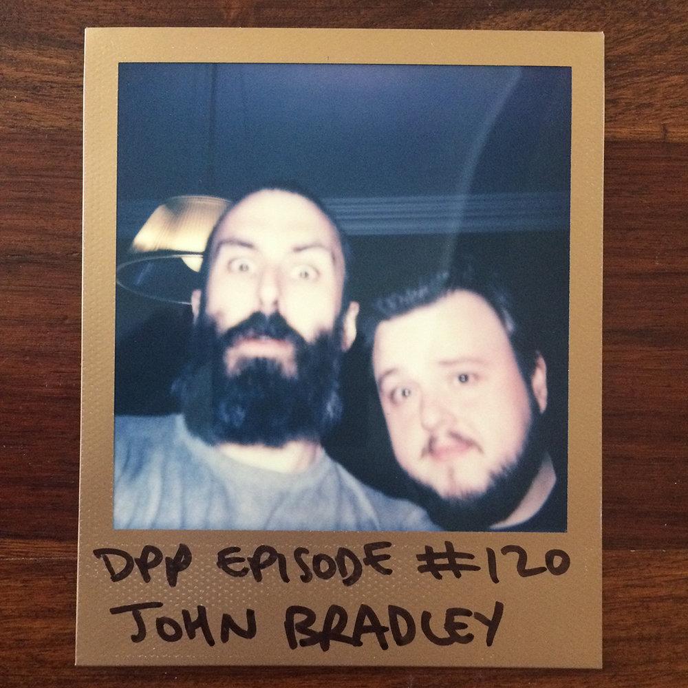 DPP 120 -  John Bradley