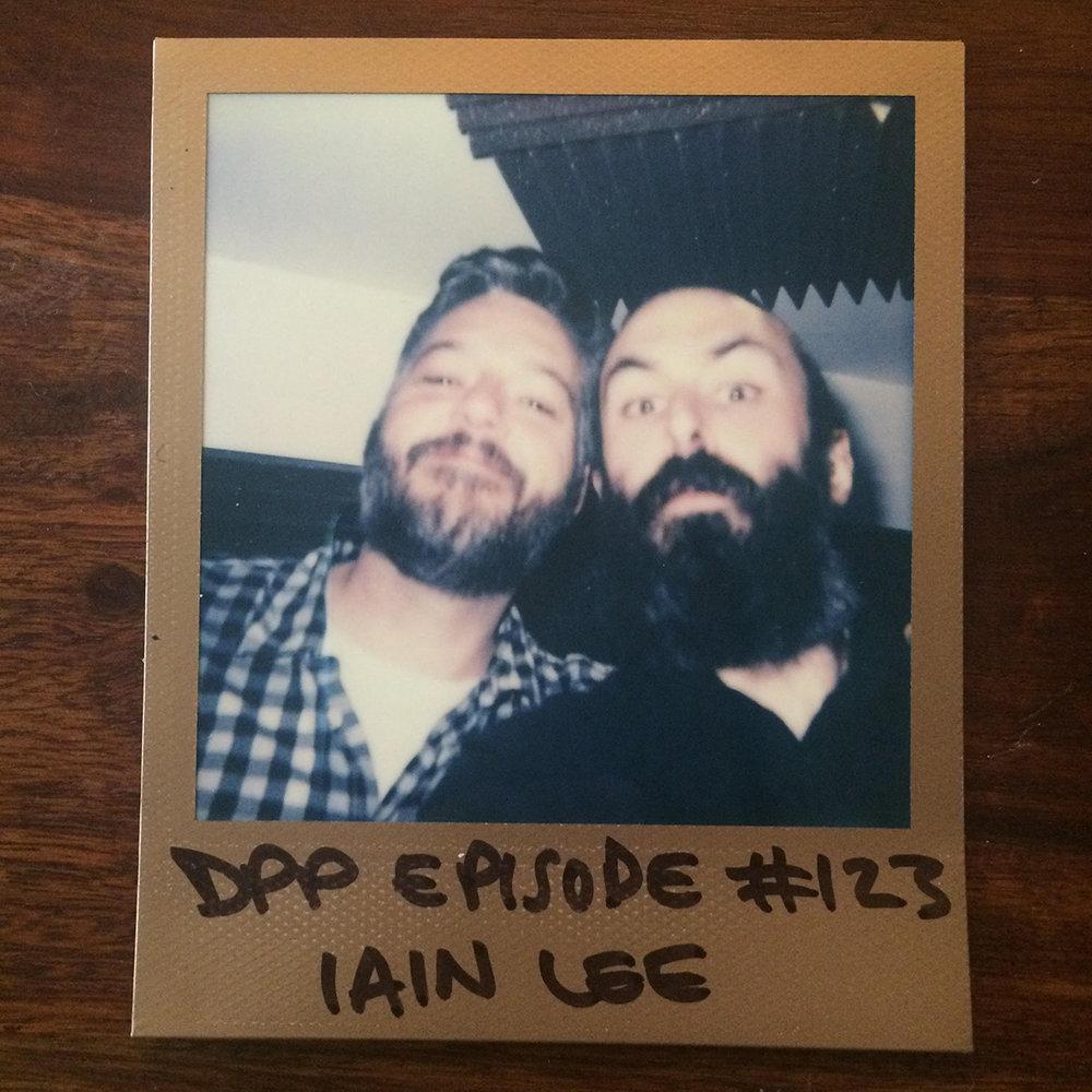 DPP 123 -  Iain Lee
